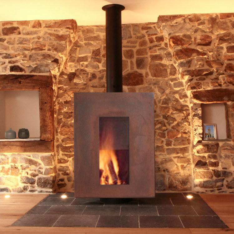 accent kamine. Black Bedroom Furniture Sets. Home Design Ideas